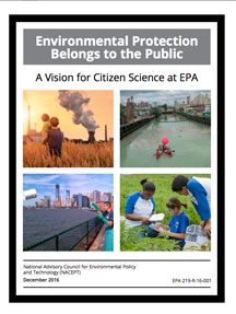 EPA Citizen Science Article Thumbnail