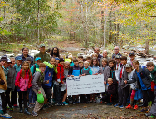 Tremont announces $20,000 donation from Brookfield Renewable for local youth programs