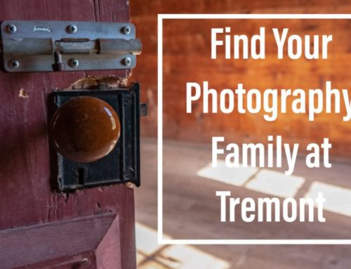 Find Your Photography Family