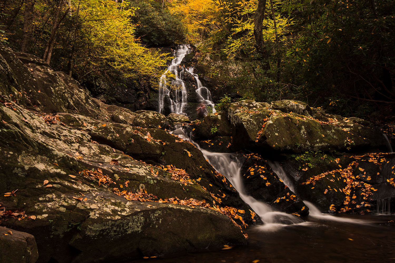 Spruce Flats Falls by Greg Hurst