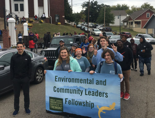 Environmental and Community Leaders Fellowship recognized as UL Innovative Education Award finalist
