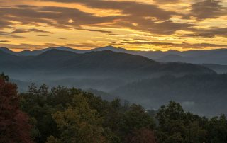 Great Smoky Mountains National Park by Frank Joa