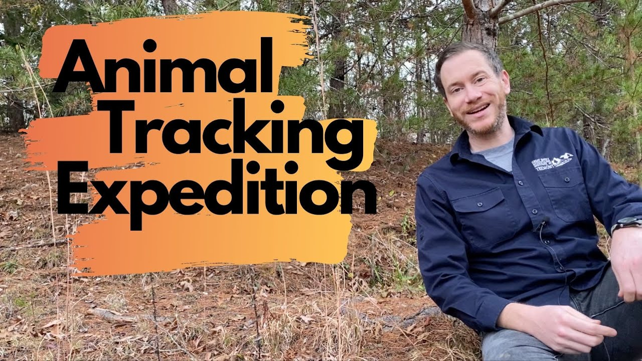 Weekly Wonder Episode 7 - Animal Tracking Expedition
