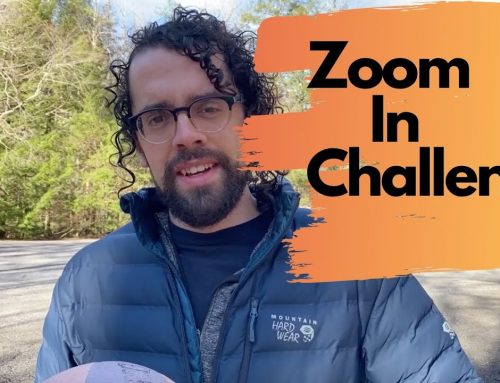 Weekly Wonder Season 1, Episode 9: Zoom In Challenge